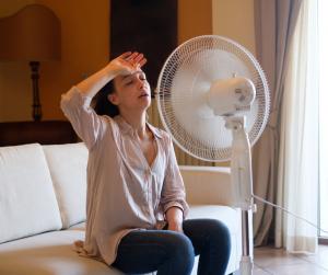 hoe werkt een ventilator